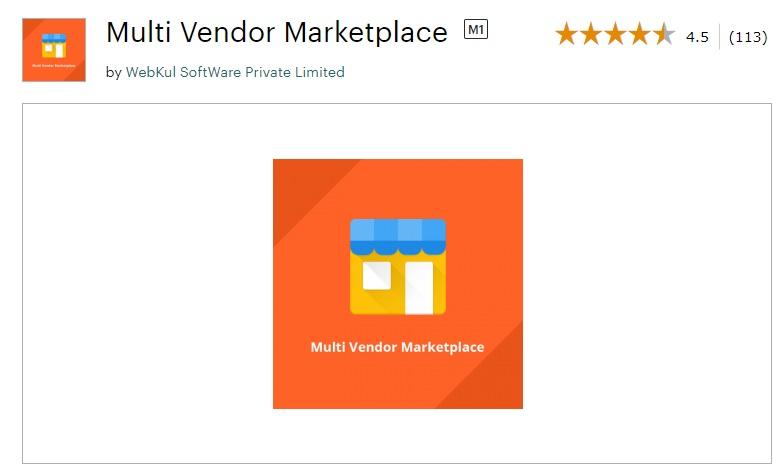 webkul magento marketplace